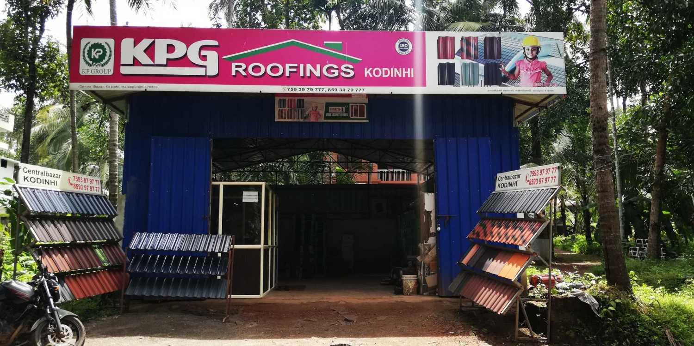 Chemmad Kodinhi roofings showroom